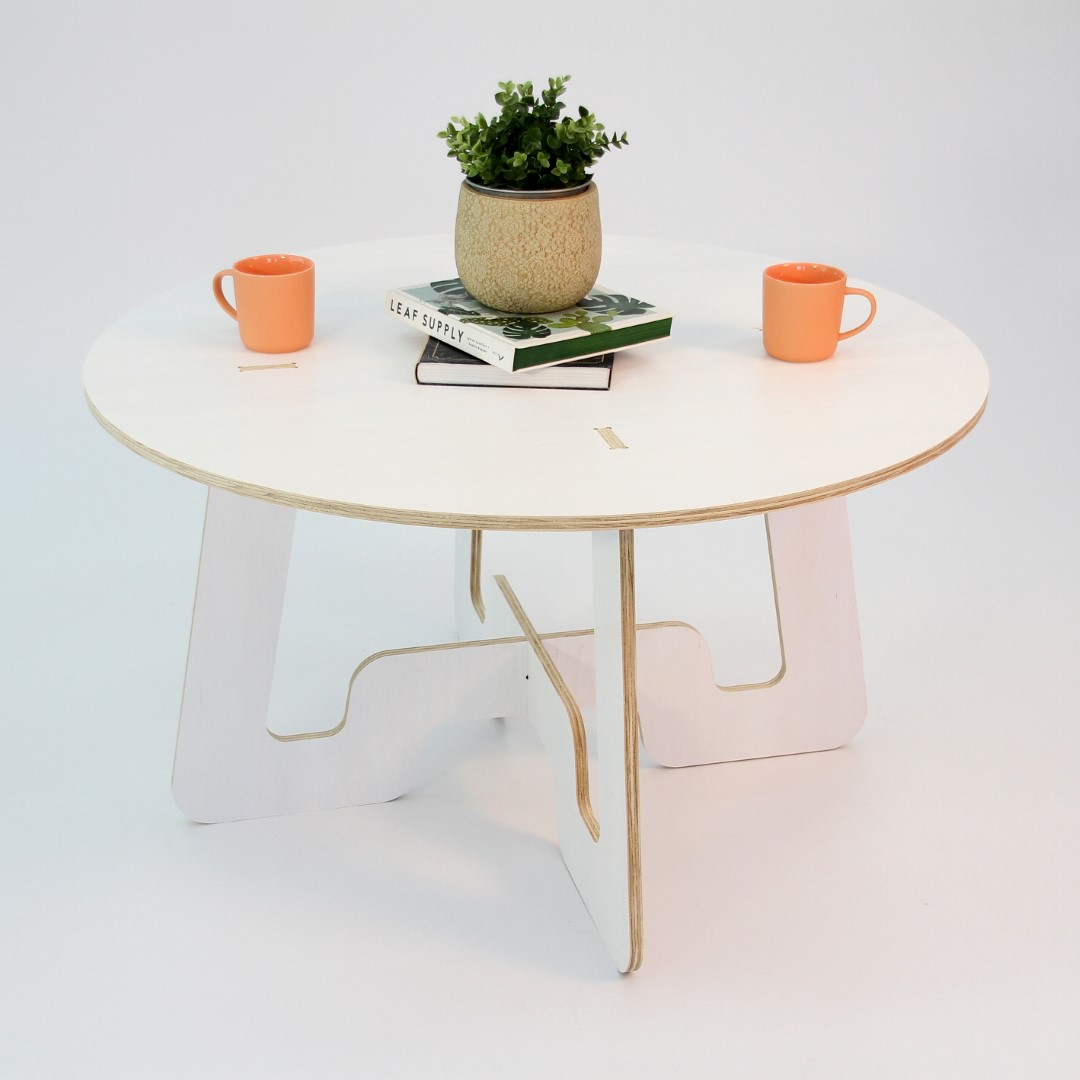 #76 Round Coffee Table