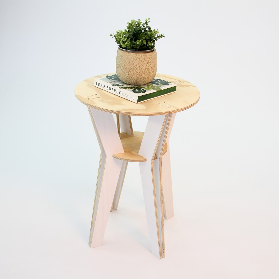 #97 Odyssey Side Table